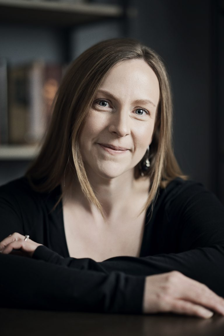 Author Caitlin Horrocks